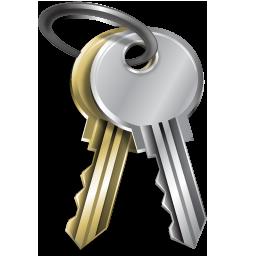 password keys